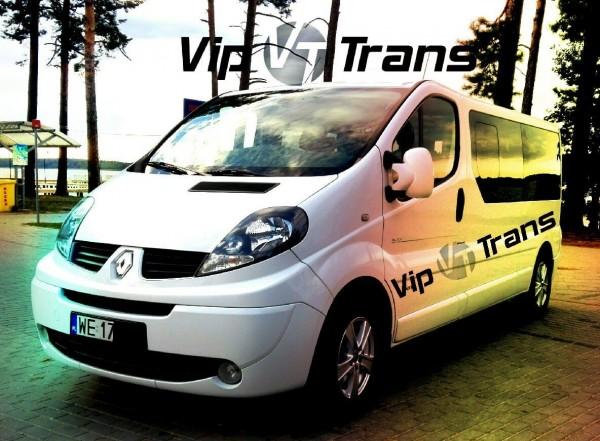 Renault Trafic 2013r